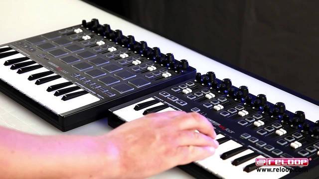 Reloop Keypad & Reloop Keyfadr Übersicht: 1/4 (DE)