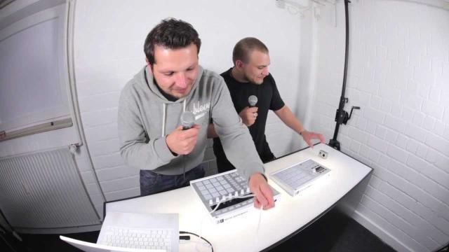 Elevator Vlog - Folge 03: Native Instruments Maschine MK2, Maschine Mikro