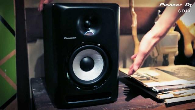 Pioneer New Speaker S-DJ X Series