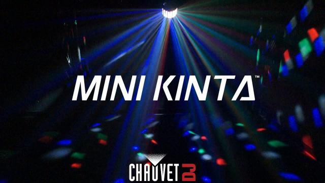Mini Kinta by CHAUVET DJ