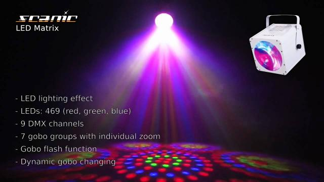 Scanic LED Matrix