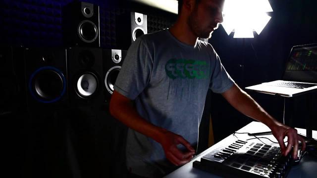 Reloop Keypad / Ableton Live 9 Showcase by Alexander Franz (Live)