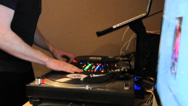 DJ ND's Routine test made for Ortofon DJ Tutorial Anniversary package
