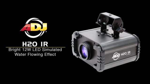 ADJ H20 IR