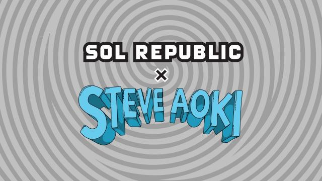 Steve Aoki and his Soundtrack Of Life