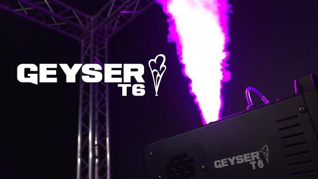 Geyser T6 by CHAUVET DJ