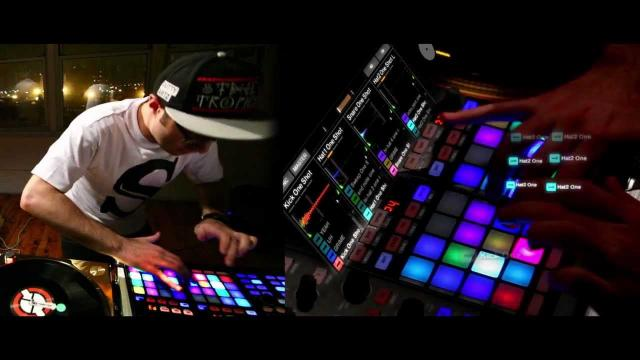 TRAKTOR KONTROL F1 - Scratch Clips w/ Shiftee and Greg Nice | Native Instruments