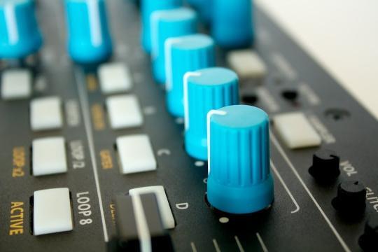 DJTT Chroma Caps. High Quality DJ Knobs and Faders