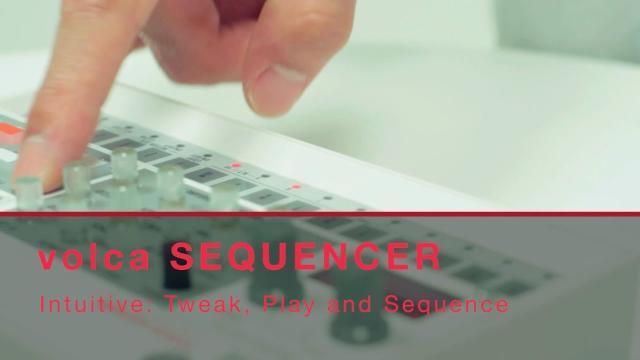 KORG volca sample - Tweak, Play, and Sequence Samples