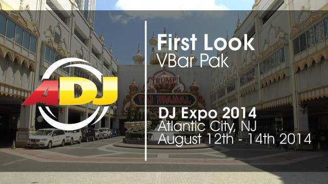 First Look - ADJ VBar Pak