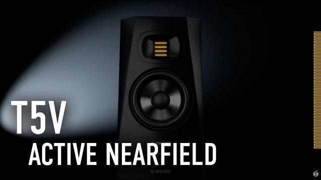 ADAM Audio T5V - Active Nearfield Monitor