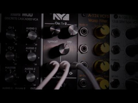 Ay3 Eurorack Module Overview