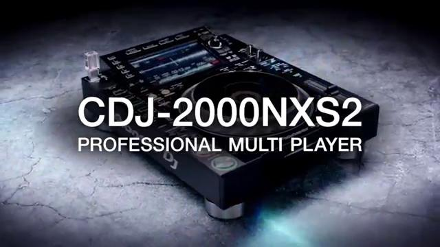 Pioneer DJ CDJ-2000NXS2 Official Introduction