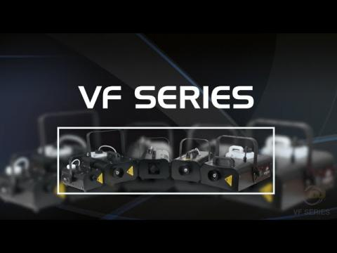 ADJ VF Fog/Snow Series