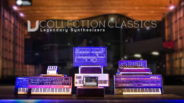 Arturia introduces V Collection Classics