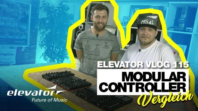Modular Controller - Vergleich (Elevator Vlog 115 deutsch)