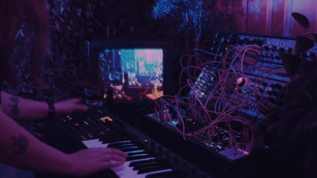 The Sound of Digitone Keys #1