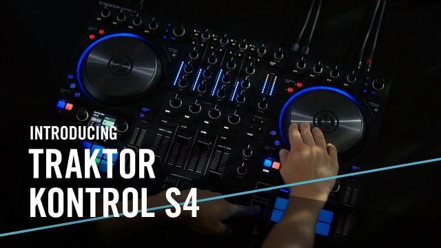 Introducing the New TRAKTOR KONTROL S4 – For the Music in You | Native Instruments
