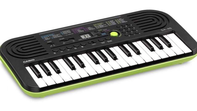 CASIO SA Mini Keyboards