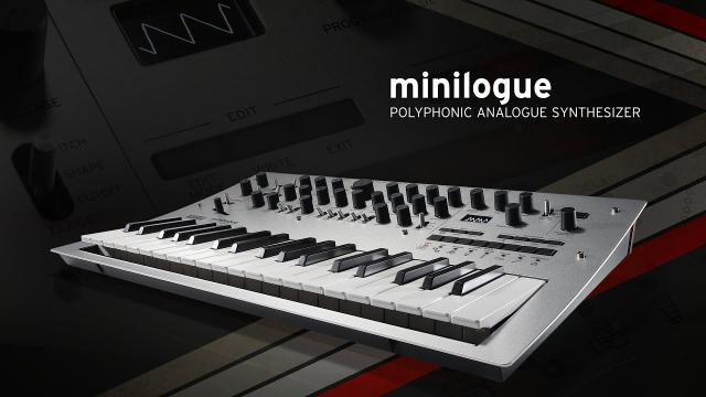 Korg Minilogue - Let Your Voices Be Heard