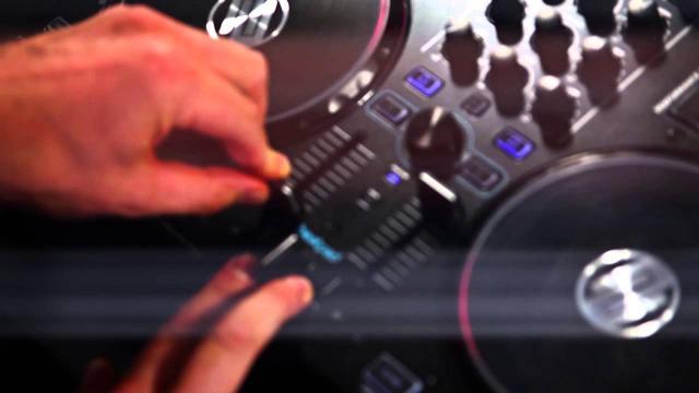 Reloop Beatpad - iPAD Controller for DJAY 2