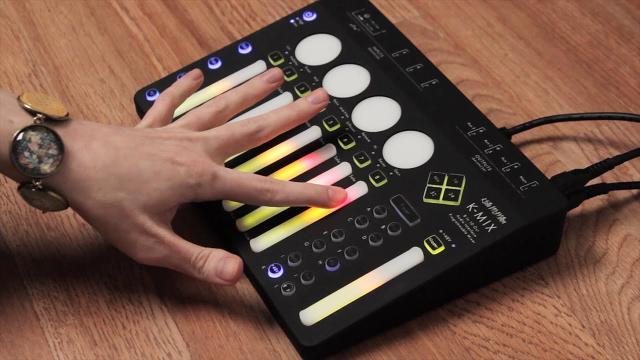 Introducing K-Mix
