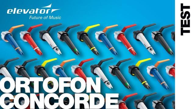 Ortofon Concorde - Tonabnehmersystem - Test (Elevator Vlog 139 deutsch)