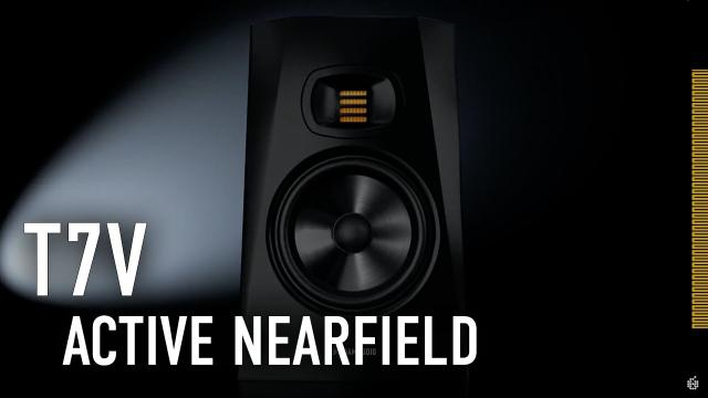 ADAM Audio T7V - Active Nearfield Monitor