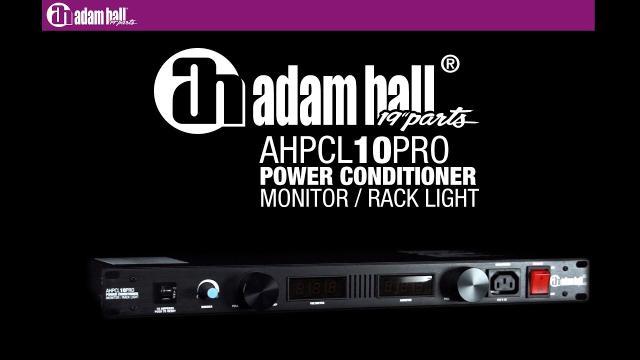 Adam Hall 19