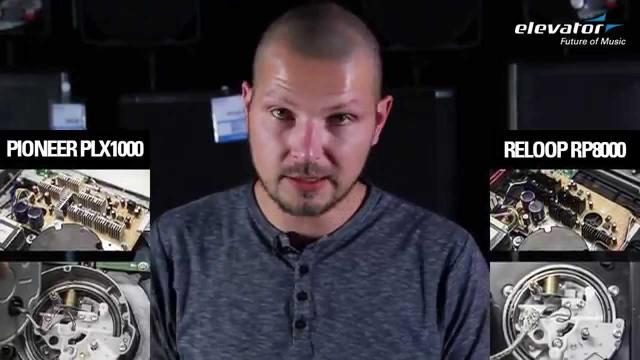 Elevator Vlog - Folge 50: Pioneer PLX-1000 Vs. Reloop RP-8000 (deutsch)