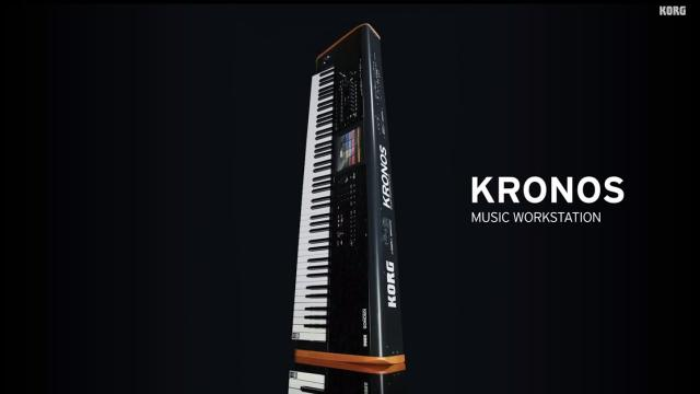 The NEW More Powerful Korg Kronos - Evolve