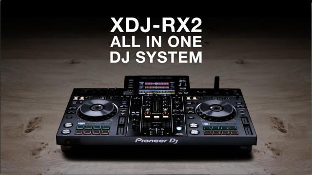 Pioneer DJ XDJ-RX2 Official Introduction