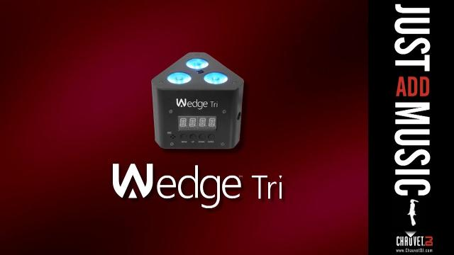 Wedge Tri by CHAUVET DJ