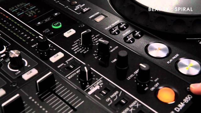 DJM-850 Official Walkthrough