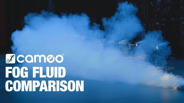 Cameo FLUID - Comparison