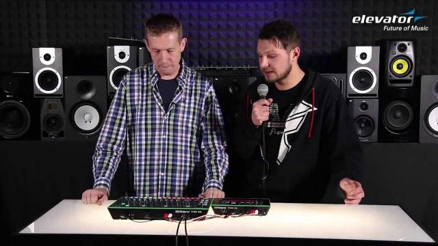Elevator Vlog - Folge 37: Roland AIRA TR-8 & TB-3 (deutsch)