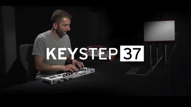 KeyStep 37   Controllers   ARTURIA