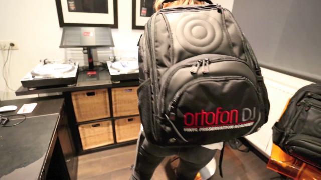 Ortofon multipurpose DJ Gear Bag
