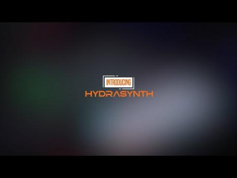 Mord Fustang on the Hydrasynth