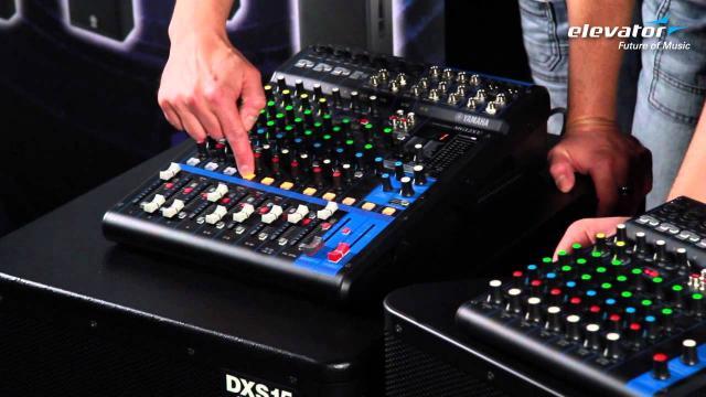 Elevator Vlog - Folge 60: Yamaha MG Mixer (MG06X, MG10, MG12XU) deutsch
