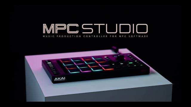 The New MPC Studio for MPC 2 Software