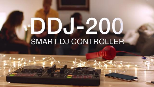DDJ-200 and WeDJ for iPhone Official Introduction