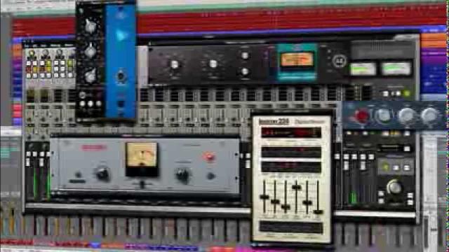 Official 2013 UA Apollo & Apollo 16 Interfaces w/ UAD Processing Trailer