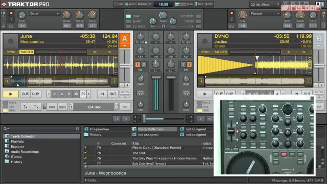 Digital Jockey 2: Tutorial 11 - Effekte (DEUTSCH)