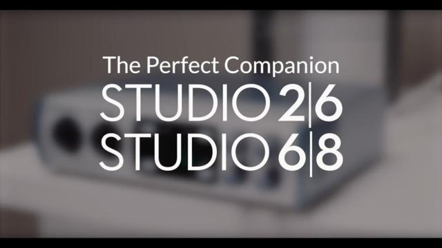 Studio 2|6 and Studio 6|8