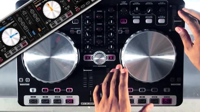 Reloop Beatmix: Mix Demo (Tutorial 2)