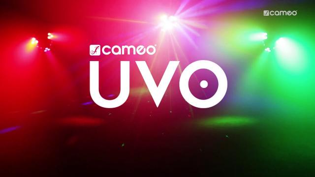 Cameo UVO - 5-in-1 LED Effect Light