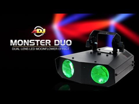 ADJ Monster Duo