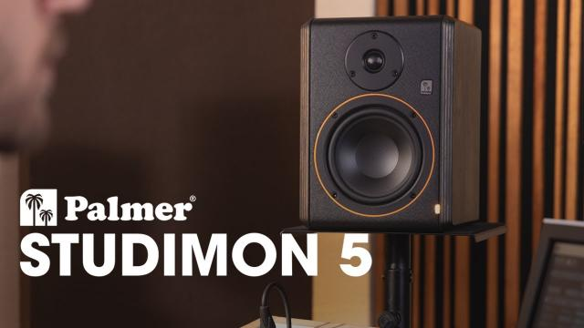 Palmer STUDIMON 5 - Powered 5