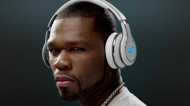 Music Is For Everyone - 50 Cent SMS AUDIO Commercial